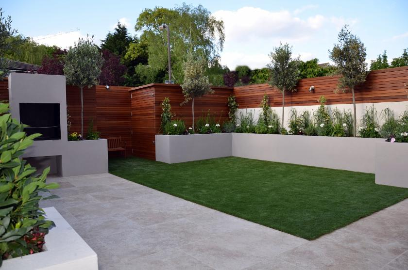 Clapham Garden Landscaping Design And Build In Clapham And Battersea And  Throughout London